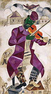 chagall-green-fidler