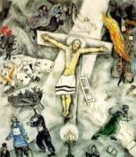 white-crucixion