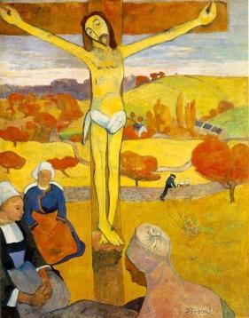 Gauguin - Yellow Cricifixion