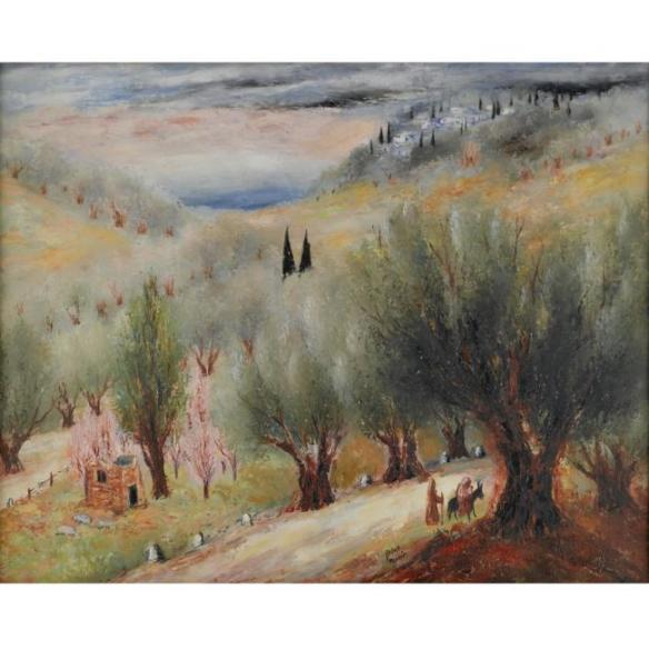 Reuven-Rubin-Landscape-of-Galilee-70-90k-1885001