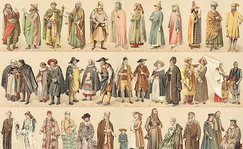 France-jewish-medievel-costumes
