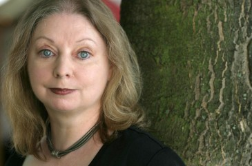 Mandatory Credit: Photo by SUTTON-HIBBERT/REX (424360ae) HILARY MANTEL THE EDINBURGH INTERNATIONAL BOOK FESTIVAL, EDINBURGH, SCOTLAND, BRITAIN - AUG 2003
