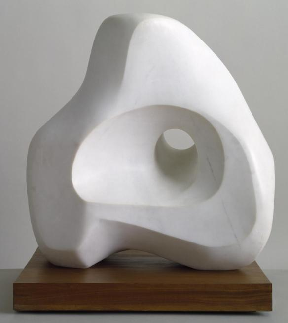 Image II 1960 by Dame Barbara Hepworth 1903-1975